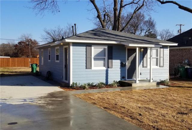 1606 Haddock Street, Mckinney, TX 75069 (MLS #13987857) :: Hargrove Realty Group