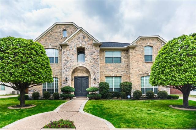1244 Summerside Drive, Desoto, TX 75115 (MLS #13987911) :: The Hornburg Real Estate Group