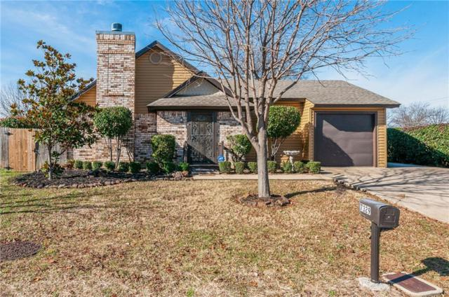 7329 Silver Sage Drive, Fort Worth, TX 76137 (MLS #13987968) :: The Chad Smith Team