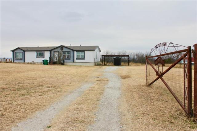 5471 Upper Denton Road, Weatherford, TX 76085 (MLS #13988055) :: The Heyl Group at Keller Williams