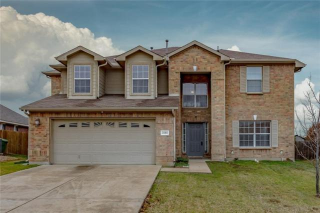 2606 Country Grove Trail, Mansfield, TX 76063 (MLS #13988086) :: The Tierny Jordan Network