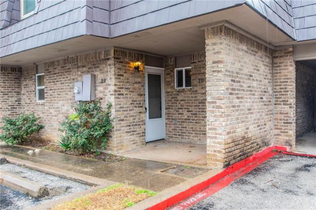 207 E Harwood Road #19, Euless, TX 76039 (MLS #13988104) :: The Chad Smith Team