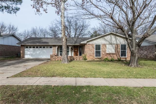 429 E Taylor Street, Keller, TX 76248 (MLS #13988126) :: The Hornburg Real Estate Group