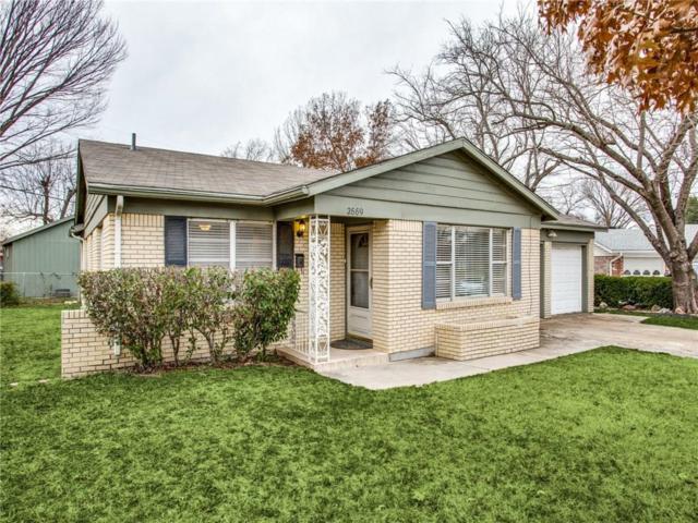 3559 Paramount Street, North Richland Hills, TX 76117 (MLS #13988138) :: Team Hodnett