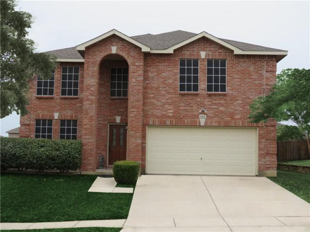 8408 Shining Waters Lane, Arlington, TX 76002 (MLS #13988148) :: The Chad Smith Team