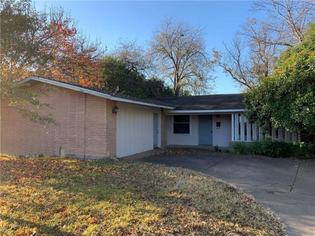 1513 Meadow View Drive, Richardson, TX 75080 (MLS #13988152) :: Kimberly Davis & Associates