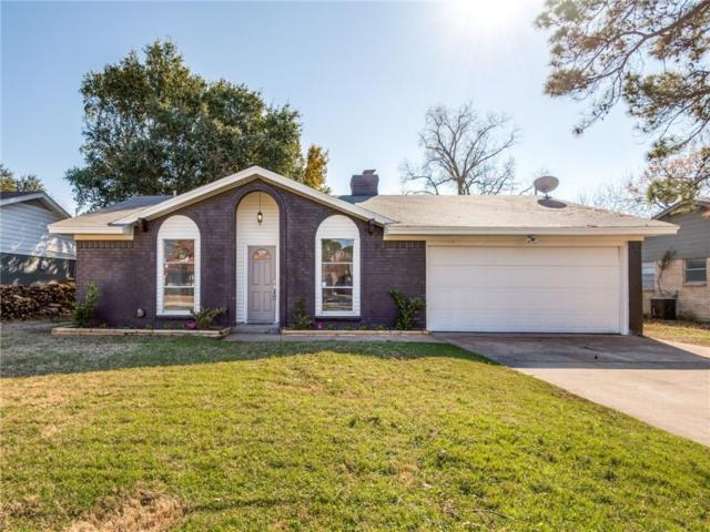 2008 Chattanooga Drive, Bedford, TX 76022 (MLS #13988213) :: The Chad Smith Team