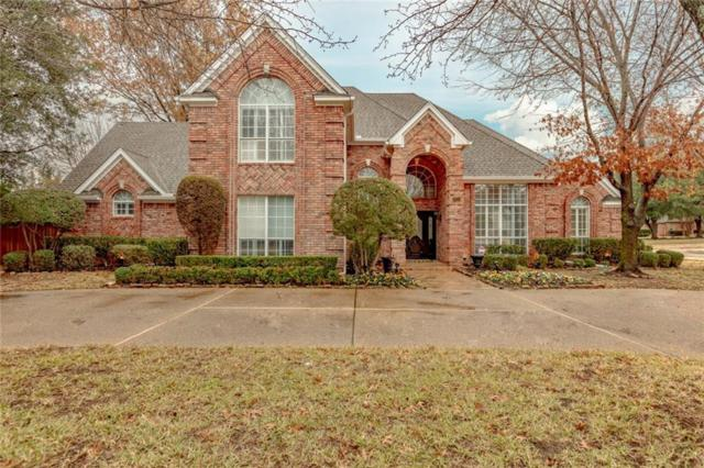 7203 Belle Meade Drive, Colleyville, TX 76034 (MLS #13988290) :: Frankie Arthur Real Estate