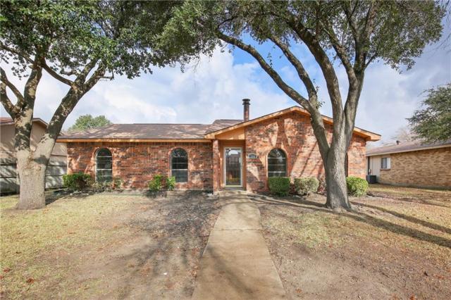 1810 Sandra Lane, Grand Prairie, TX 75052 (MLS #13988312) :: The Hornburg Real Estate Group