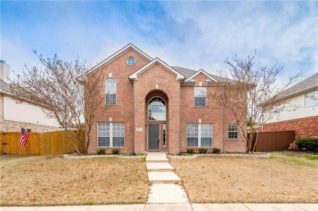 11403 Creekwood, Frisco, TX 75035 (MLS #13988317) :: The Real Estate Station