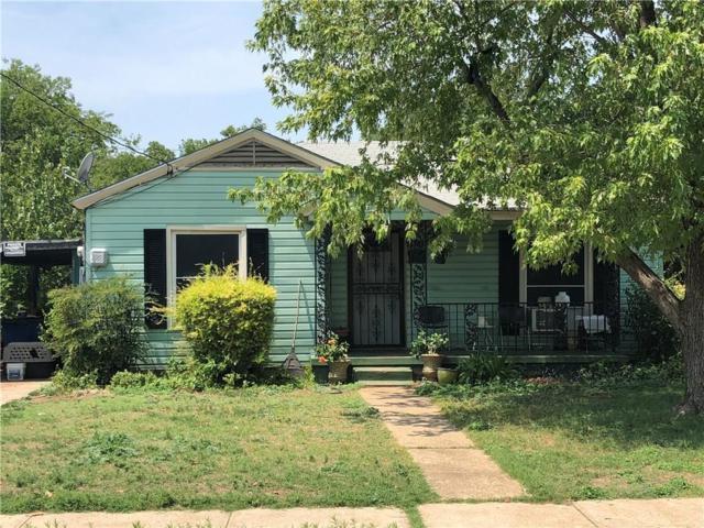 6915 Lockheed Avenue, Dallas, TX 75209 (MLS #13988374) :: Van Poole Properties Group