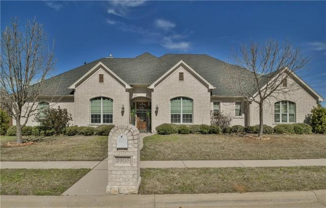 2005 Maplewood Drive, Weatherford, TX 76087 (MLS #13988375) :: The Chad Smith Team