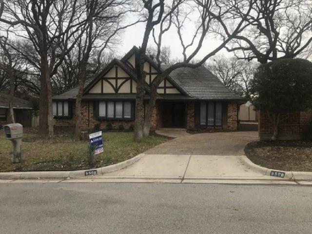 5508 Overridge, Arlington, TX 76017 (MLS #13988378) :: Team Hodnett