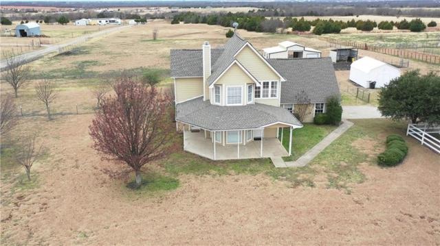 8594 County Road 589, Nevada, TX 75173 (MLS #13988396) :: Frankie Arthur Real Estate