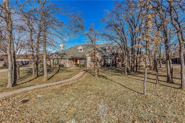 3409 Wild Oaks Court, Burleson, TX 76028 (MLS #13988397) :: The Hornburg Real Estate Group