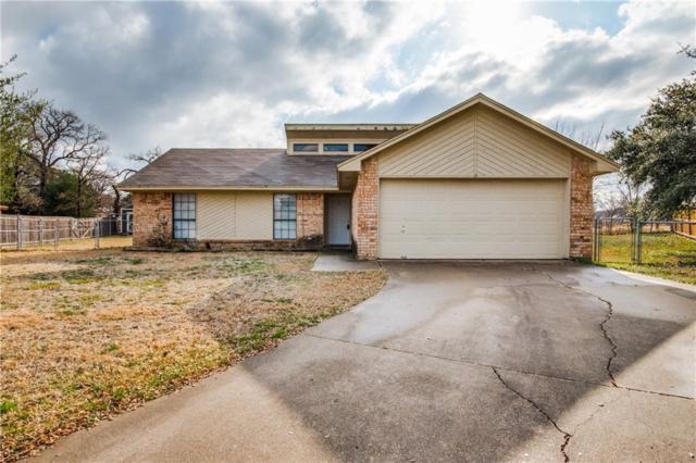 725 Blue Meadow Drive, Azle, TX 76020 (MLS #13988414) :: NewHomePrograms.com LLC