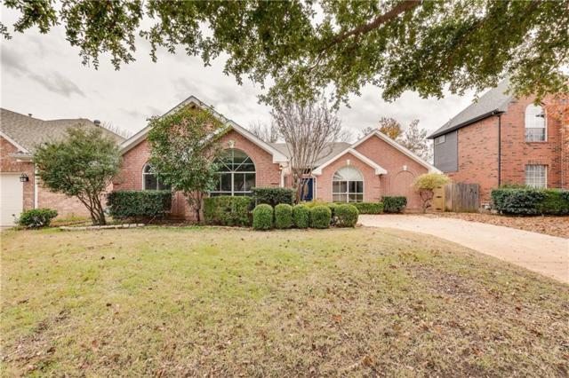 624 Cherry Tree Drive, Keller, TX 76248 (MLS #13988498) :: The Hornburg Real Estate Group