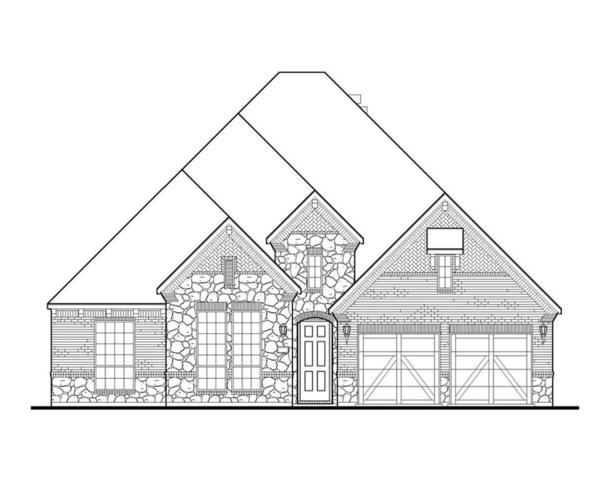 961 Grassy Shore Lane, Prosper, TX 75078 (MLS #13988600) :: Van Poole Properties Group