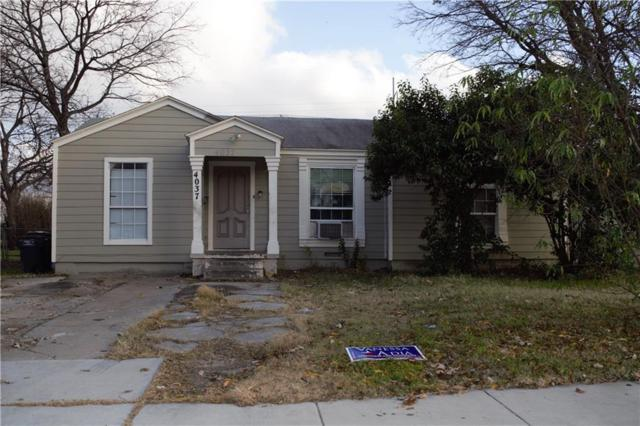 4037 Winfield Avenue, Fort Worth, TX 76109 (MLS #13988679) :: RE/MAX Town & Country