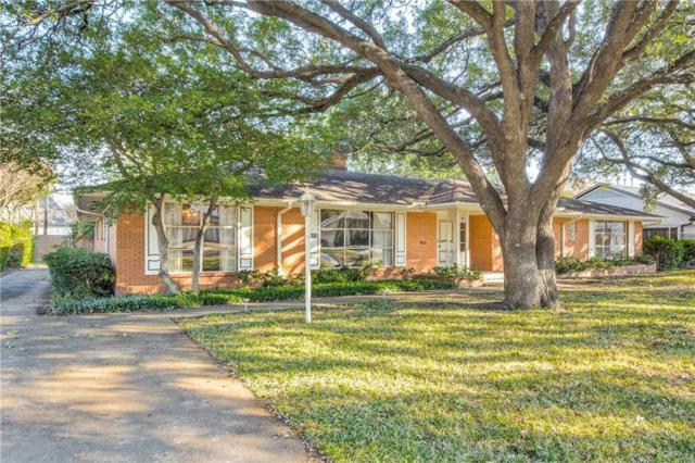 6138 Preston Haven Drive, Dallas, TX 75230 (MLS #13988709) :: The Real Estate Station