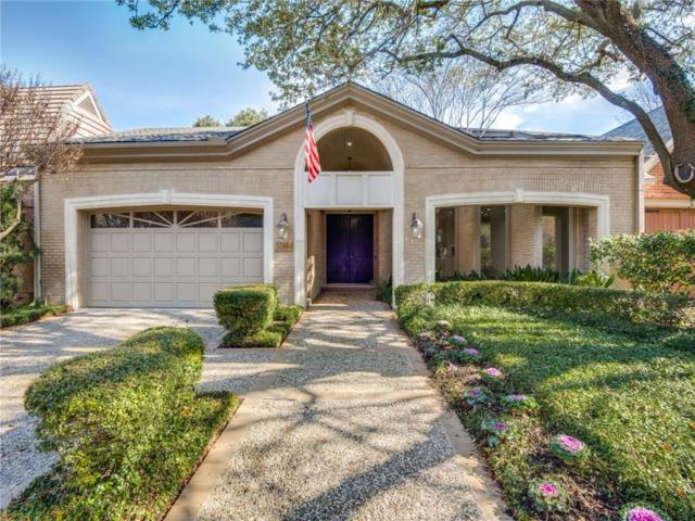 17310 Club Hill Drive, Dallas, TX 75248 (MLS #13988744) :: Kimberly Davis & Associates
