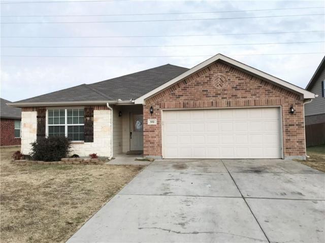 332 Broken Bow, Krum, TX 76249 (MLS #13988815) :: North Texas Team   RE/MAX Lifestyle Property