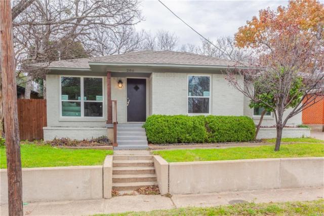 206 S Hampton Road, Dallas, TX 75208 (MLS #13988853) :: The Chad Smith Team