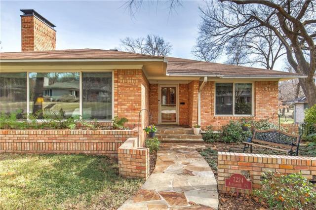 7224 Alexander Drive, Dallas, TX 75214 (MLS #13988904) :: Robbins Real Estate Group