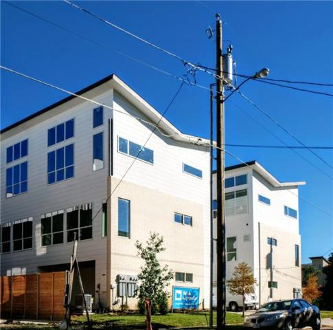 5805 Lindell Avenue #104, Dallas, TX 75206 (MLS #13988910) :: The Real Estate Station