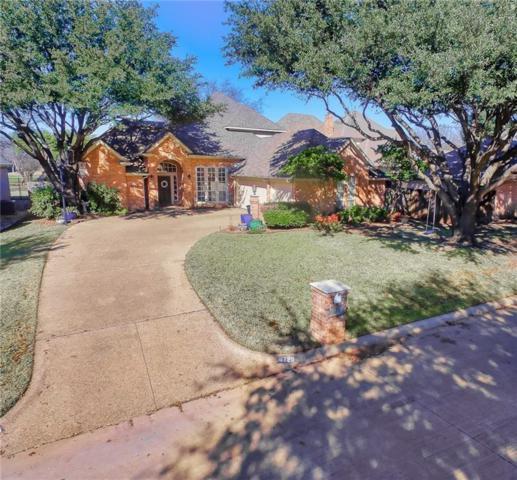 4729 Greenway Court, North Richland Hills, TX 76180 (MLS #13988955) :: The Hornburg Real Estate Group