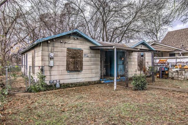 5017 Ivy, Dallas, TX 75241 (MLS #13988989) :: Frankie Arthur Real Estate