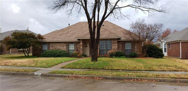 1408 Quail Run Drive, Allen, TX 75002 (MLS #13989048) :: The Rhodes Team