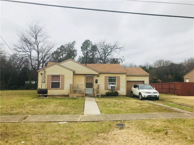 7715 Taos Road, Dallas, TX 75209 (MLS #13989072) :: Van Poole Properties Group