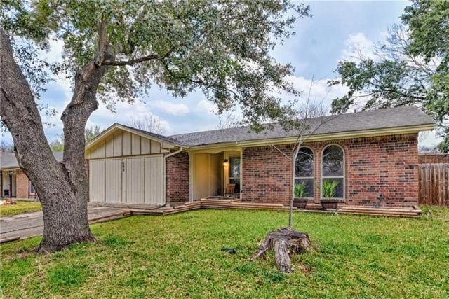 605 Salem Drive, Arlington, TX 76014 (MLS #13989199) :: The Hornburg Real Estate Group