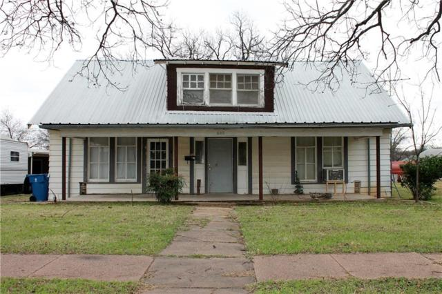 607 W 9th Street, Cisco, TX 76437 (MLS #13989221) :: The Heyl Group at Keller Williams