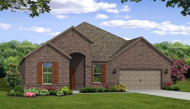 1724 Drover Creek Road, Aubrey, TX 76227 (MLS #13989232) :: NewHomePrograms.com LLC