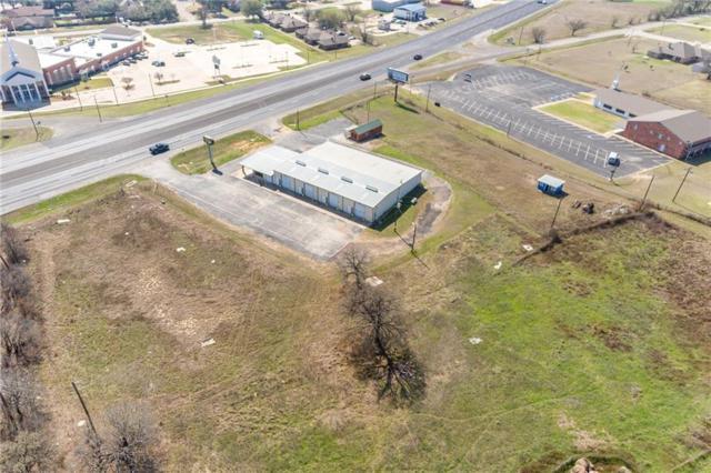 3300 Wilshire Boulevard, Burleson, TX 76058 (MLS #13989268) :: The Hornburg Real Estate Group