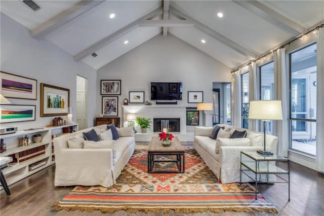 4645 Courtyard Trail, Plano, TX 75024 (MLS #13989311) :: Frankie Arthur Real Estate