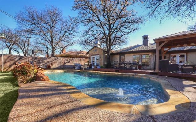 124 Montreal Drive, Hurst, TX 76054 (MLS #13989384) :: Hargrove Realty Group