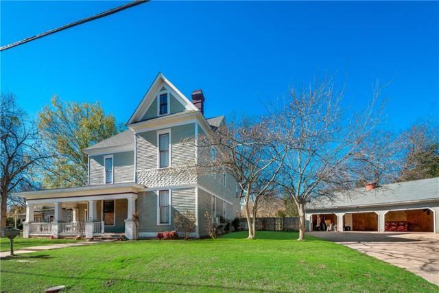 801 N Rockwall Avenue, Terrell, TX 75160 (MLS #13989492) :: The Heyl Group at Keller Williams