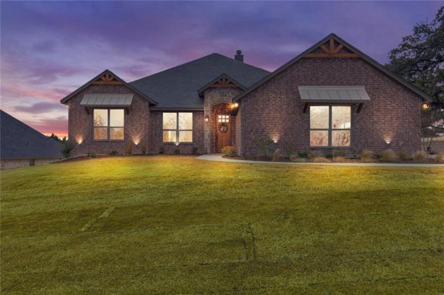 3843 Legend Trail, Granbury, TX 76049 (MLS #13989530) :: The Mitchell Group