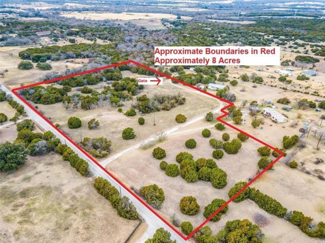 2121 Floyd Road, Weatherford, TX 76087 (MLS #13989545) :: The Hornburg Real Estate Group