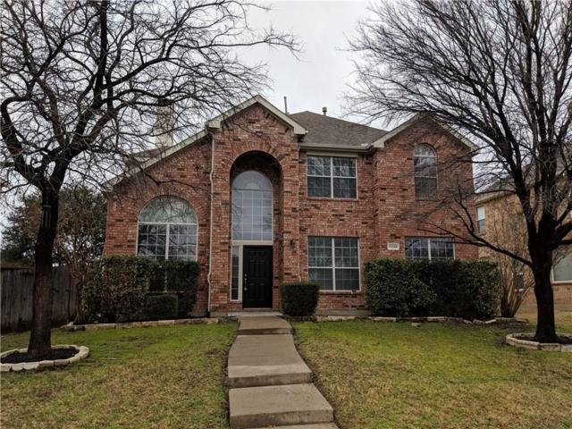 7238 Lazy Meadow Lane, Frisco, TX 75033 (MLS #13989551) :: Hargrove Realty Group