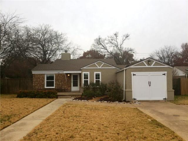 6413 Calmont Avenue, Fort Worth, TX 76116 (MLS #13989555) :: The Tierny Jordan Network