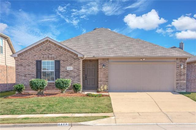 1413 Nicholas Lane, Little Elm, TX 75068 (MLS #13989651) :: NewHomePrograms.com LLC