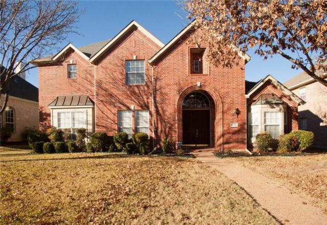 2022 Midhurst Drive, Allen, TX 75013 (MLS #13989652) :: The Mitchell Group