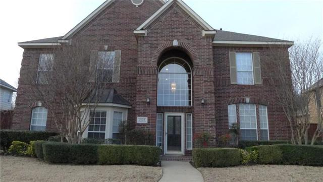 2125 Country Club Drive, Plano, TX 75074 (MLS #13989661) :: Hargrove Realty Group