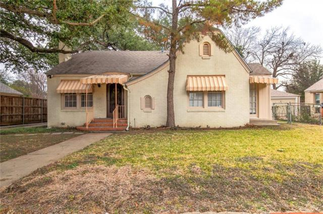 3317 Cockrell Avenue, Fort Worth, TX 76109 (MLS #13989662) :: Hargrove Realty Group