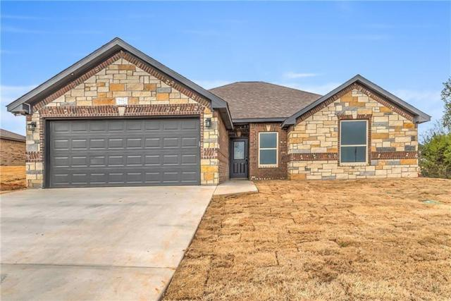 2110 Steepleridge Circle, Granbury, TX 76048 (MLS #13989663) :: Frankie Arthur Real Estate