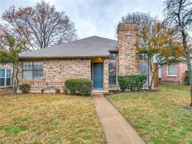 1609 Toddville Circle, Plano, TX 75025 (MLS #13989670) :: Frankie Arthur Real Estate